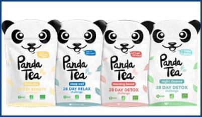 Référencement des thés Panda Tea